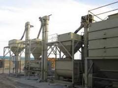 کاهش گردو غبار در کارخانه خوراک دام